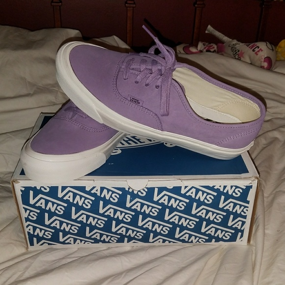 0e516872da3f21 Brand New Vans OG Authentic LX - Orchid Mist